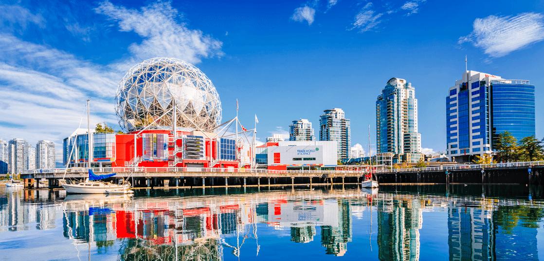 カナダで留学先を探す